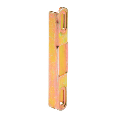 Picture of E 2138 - Vinyl Patio Door Keeper, Hevy-Duty Steel, 3-1/2 inch Mounting Holes, Pack of 1