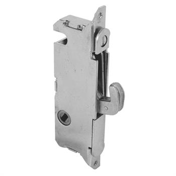 Picture of E 2199 - Mortise Lock, 3-11/16 inch  Mounting Holes, Stainless Steel, 45 degree Keyway, Pack of 1