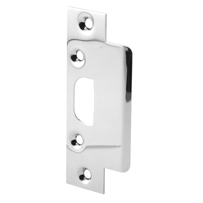 Picture of E 2298 - Deadlatch Strike High Security (chrome Finish)