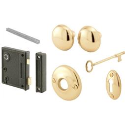 Picture of E 2437 - Vertical Mounted Door Lock Set