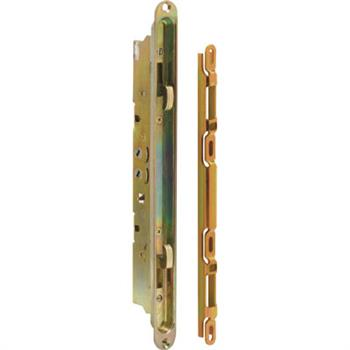 Picture of E 2474 - Multi-Poinr Mortise Latch and Keeper, 12 inch Mounting Holes, Pack of 1
