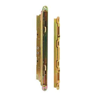 Picture of E 2475 - Multi-Poinr Mortise Latch and Keeper, 12 inch Mounting Holes, Pack of 1