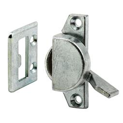 "Picture of F 2508 - Sash Lock, 1-1/4"" HC, Diecast, Brite Zinc"