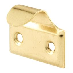 Picture of F 2540 - Sash Lift, 1 inch Hole Centers, Steel, Brass Finish