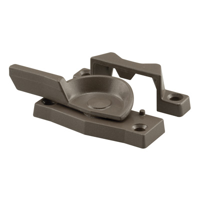 Picture of F 2552 - Cam Action Sash Lock, Diecast, Bronze Finish, 2 inch Hole Centers. Pack of 1