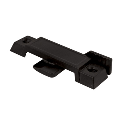Picture of F 2591 - Window Sash Lock, Cam Action, Diecast, Black, 2-1/4 inch Hole Centers, Pack of 1