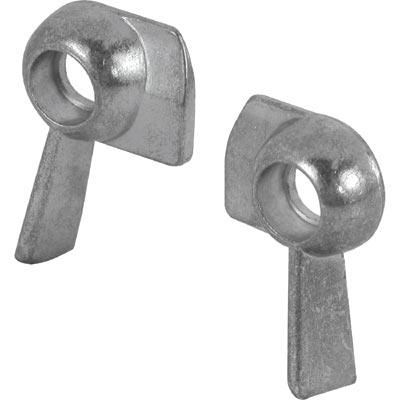 "Picture of F 2612 - Sash Locks, 1"" x 3/4"", Diecast Zinc, 1-Left Hand, 1-Right"