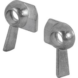 "Picture of F 2612 - Sash Locks, 1"" x 3/4"", Diecast Zinc, 1-Left Hand, 1-Right"
