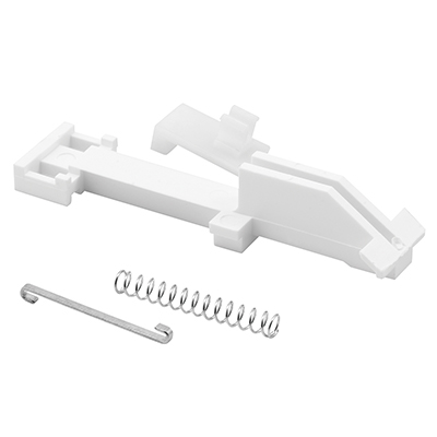 Picture of F 2614 - Sash Stop Kit, 3-1/8 inch Long, 3/4 inch Wide, Mixed Materials, Pack of 2
