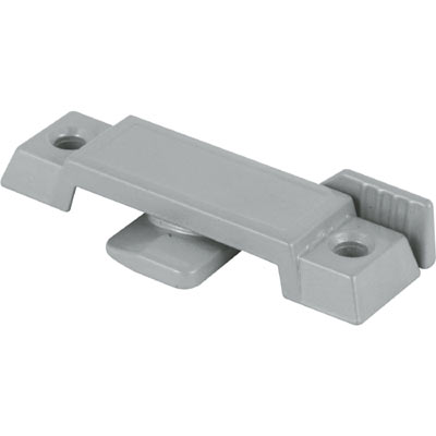 Picture of F 2659 - Window Sash Lock, Cam Action, Diecast, Gray, 2-1/4 inch Hole Centers, Pack of 1