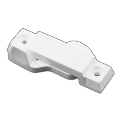 Picture of F 2666 - Cam Action Sash Lock, Vinyl Composite, White, Pack of 1