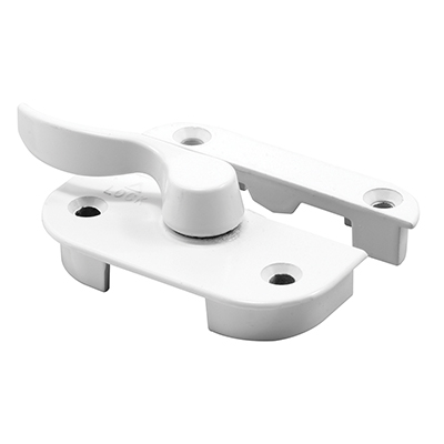 Picture of F 2683 - Mortise Style Sash Lock, Left Hand, Diecast, White, Pack of 1