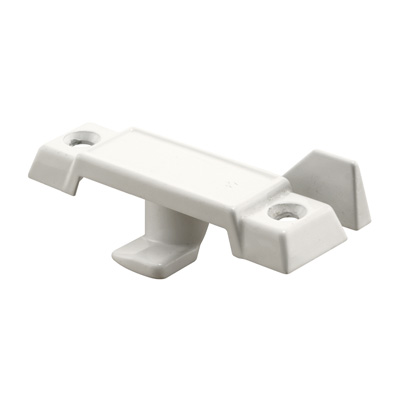 Picture of F 2689 - Deep Reach Window Sash Lock, 2-1/4 inch Hole Centers, Die Cast, White, Pack of 1
