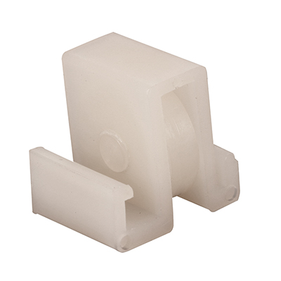 """Picture of G 3013 - Roller Assembly, 1/8"""", Plastic, Flat Edge"""