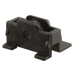 "Picture of G 3030 - Roller Assembly, 1/4"" Plastic, Flat Edge"