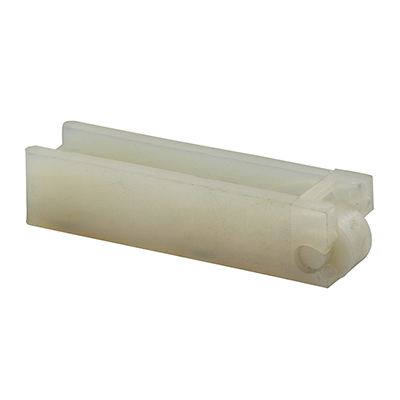 """Picture of G 3037 - Roller Assembly, 5/16"""", Plastic, Flat Edge"""