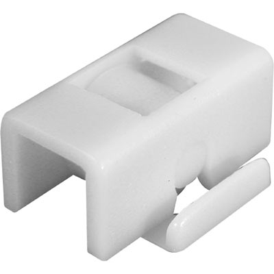 """Picture of G 3065 - Roller assembly, 13/32"""", Plastic, Flat Edge"""