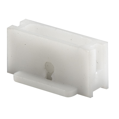 """Picture of G 3086 - Roller Assembly, 3/8"""" Plastic, Flat Edge"""