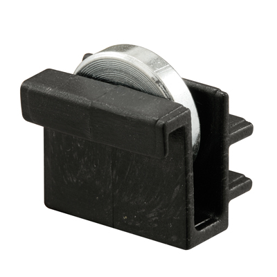"""Picture of G 3171 - Roller Assembly, 1/2"""", Steel, Flat Edge"""