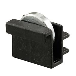 "Picture of G 3171 - Roller Assembly, 1/2"", Steel, Flat Edge"