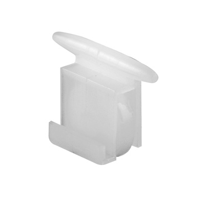 """Picture of G 3182 - Roller Assembly, 7/16"""" Plastic, Flat Edge"""