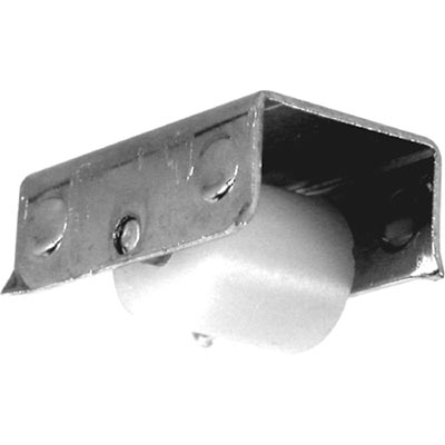 """Picture of G 3191 - Roller Assembly, 5/16"""", Plastic, Flat Edge"""