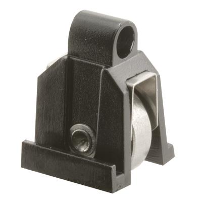 "Picture of G 3199 - Sliding Window Roller, 9/16"" Stainless Steel B.B. Wheel"