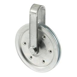 Picture of GD 52108 - Pulley w/ Strap and Axle Bolt, 4""