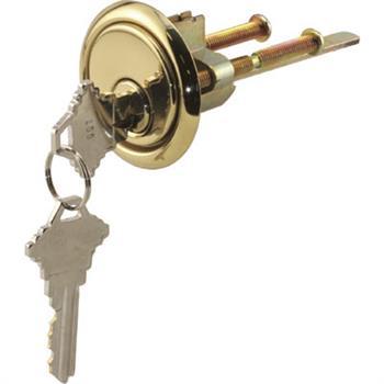 Gd 52139 Rim Cylinder Lock Zinc Diecast 5 Pin Tumbler Lock