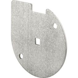 "Picture of GD 52199 - Lock Bar Disc, 5/16"" Bore Size, Steel"