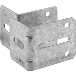 "Picture of GD 52220 - Track Brackets, 2-1/4"" & 2-3/4"", Steel"