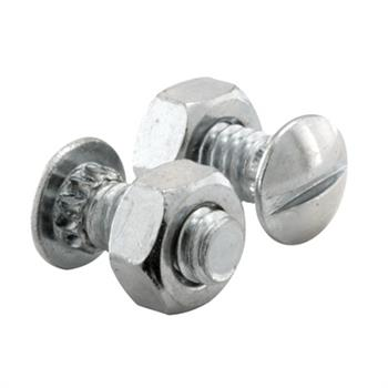 """Picture of GD 52265 - Ribbed Neck Bolts With Nuts, 1/4""""-20 x 1/2"""""""