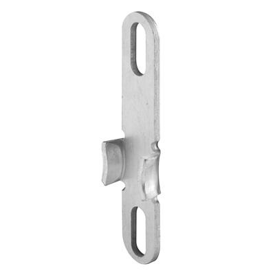 Picture of H 3545 - Casement Lock Keeper, Aluminum, Universal, Adjustable, 1 per pkg.