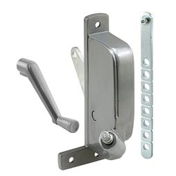 Picture of H 3555 - Universal Awning Operator,  Aluminum, RH, Adjustable Link, 1 per pkg.