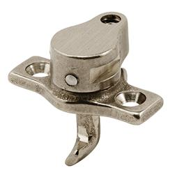 Picture of H 3637 - Project-In Lock with Security Lock, 9/16 inch hook, White Bronze, 1 per pkg.