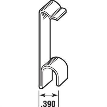 H 4123 Take Out Clips For Single And Double Hung Windows 2 Per Pkg
