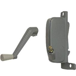 Picture of H 3665 - Miami Awning Operator,  Gray, LH, 2-3/16 inch Offset Link, 1 per pkg.