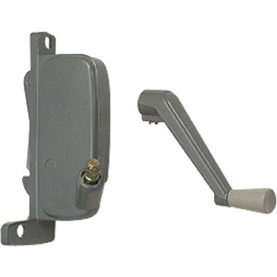 Picture of H 3666 - Miami Awning Operator,  Gray, RH, 2-3/16 inch Offset Link, 1 per pkg.