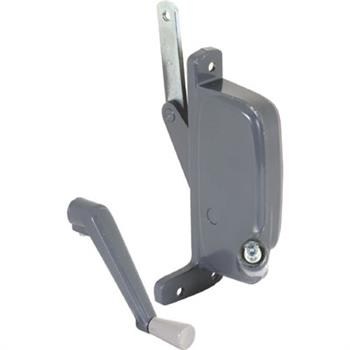 Picture of H 3668 - Air Control-Keller Awning Operator, Gray, RH, 2-3/8 inch Link, 1 per pkg.