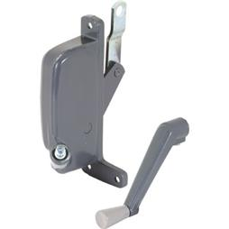 Picture of H 3671 - Stanley-C&E Awning Operator, Gray, LH, 2-3/16 inch Offset Link, 1 per pkg.