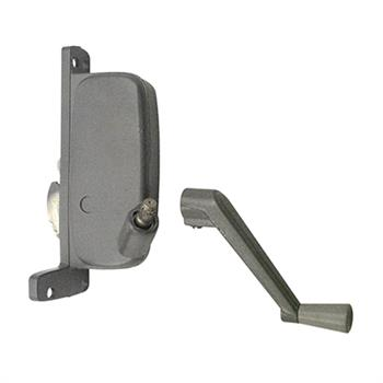 Picture of H 3676 - A.B.C. Awning Operator, Gray, RH, 2-7/16 inch Link, 1 per pkg.