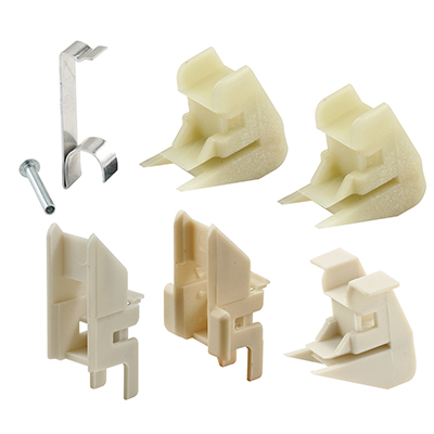Picture of H 3719 - Sash Balance End Guide Kit, Most common tops and bottom guides, 1 assortment per pkg.