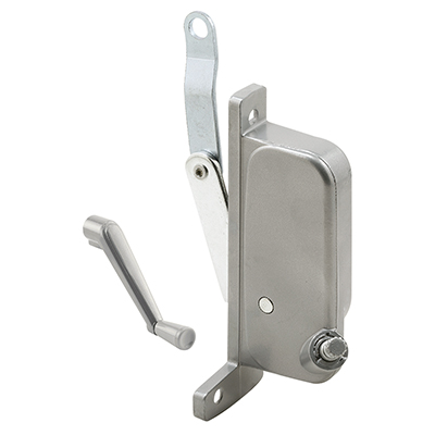 Picture of H 3840 - Andersen Awning Operator, Gray, RH, 2-5/8 inch Offset Link, 1 per pkg.