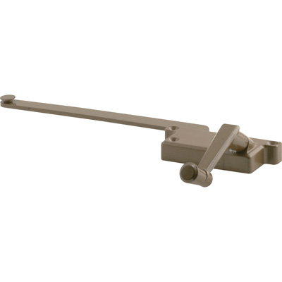 Picture of H 3915 - Casement Window Operator, RH, Surface Mount, Bronze, 9 inch Arm, 1 per pkg.
