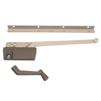 Picture of H 3948 - Casement Operator & Track Set for Wood & Vinyl Windows, LH, 1 set per pkg.