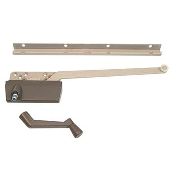 Picture of H 3948 - Casement Operator & Track Set for Wood & Vinyl Windows, LH, 1 set per pkg.