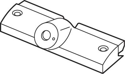Picture of H 4028 - Andersen Plastic cover, Stone, Non-Handed,1 per pkg.