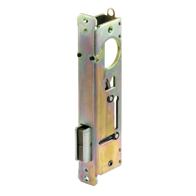 Picture of J 4504 - Commercial Door  Deadbolt Lock Body, Anti-Jimmy Bolt, Fasteners included, Pack of 1