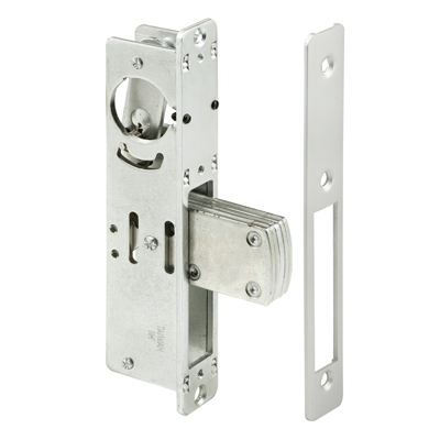 Picture of J 4524 - Commercial Door  Deadbolt Lock Body, Faceplate, Fasteners included, Pack of 1