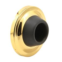 "Picture of J 4542 - Wall Stop, 2-1/2"" Dia, Brass"